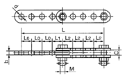 Type PT Adjusting Plate drawing