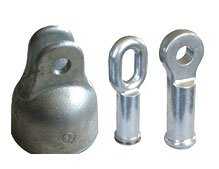 Guy wire fitting,Earthing fitting,insulator fitting